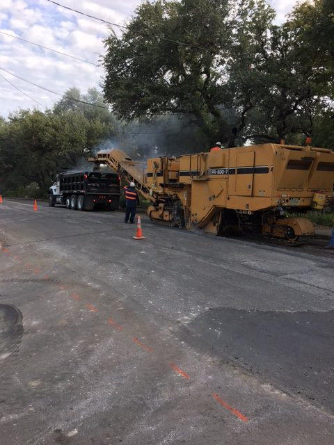 Learn About 3 Asphalt Processes: Milling, Pulverizing, and Stabilization