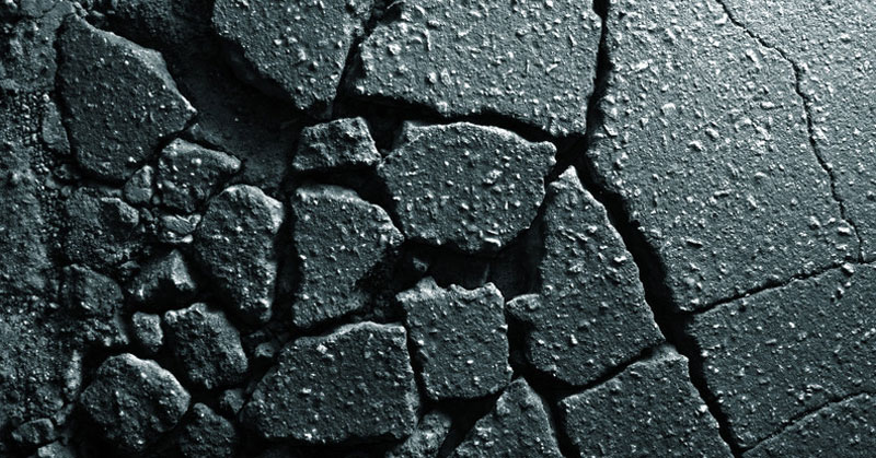 What Causes Asphalt to Wear Down?