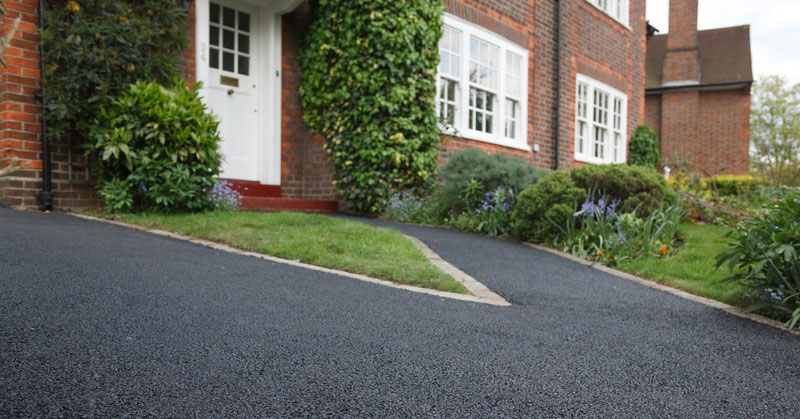 Why Asphalt is the Best Choice for Sidewalks and Paths