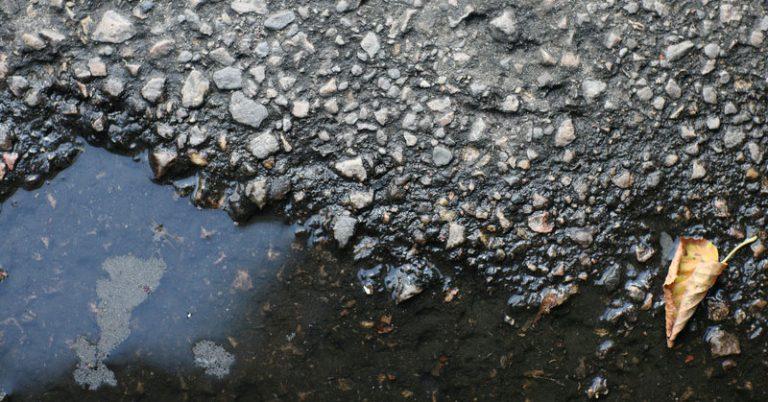 water asphalt